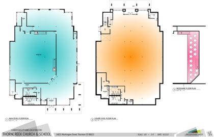 Conceptual Floor Plan